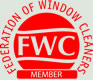 Member of the Federation of Window  Cleaners logo